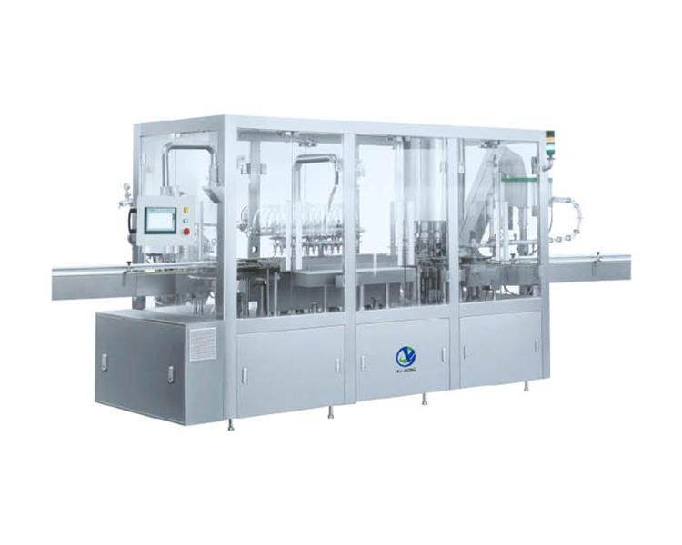 XHG-Z 12 直线式灌装连续旋盖机