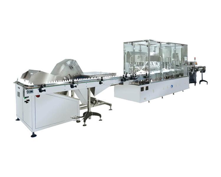 XH-GST 12/16 高速糖浆灌封联动生产线