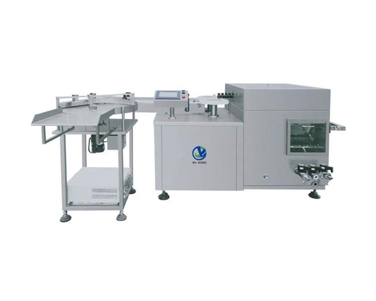 XHGTX型滚筒式超声波清洗机