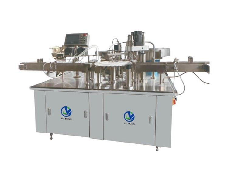 XHG-J 机械手眼药水灌装机