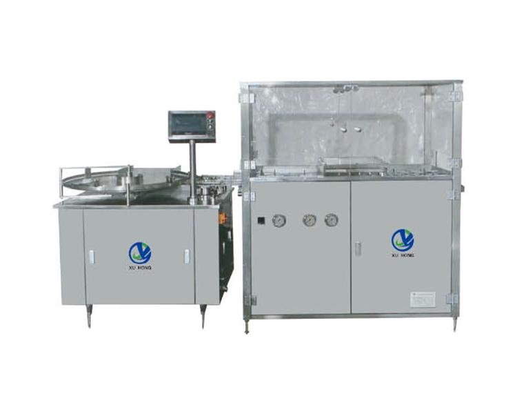 XHX-Z 超声波直线式洗瓶机