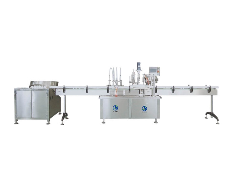 酵素灌装生产线