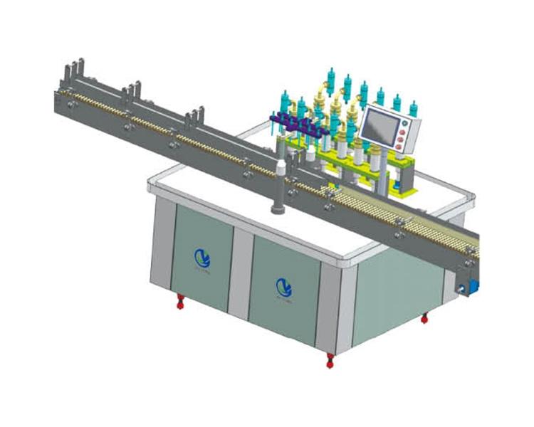 XHG-Z12 泵直线灌装机