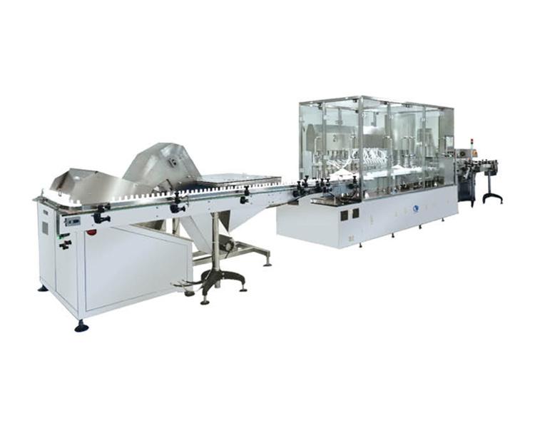 杭州XH-GST 12/16 高速糖浆灌封联动生产线